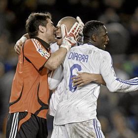 Un Madrid abonado a la capacidad de desequilibrio