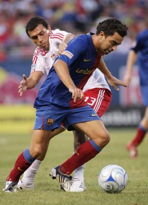 El futbolista milimétrico